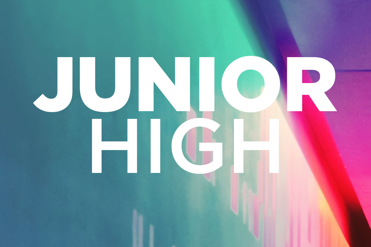 Junior High Weekend Service